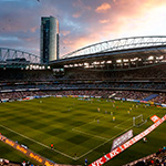 Eithad Stadium Melbourne Victory